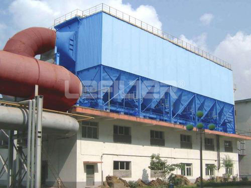 ISO Approved Low Pressure Long Bag Dust Collector