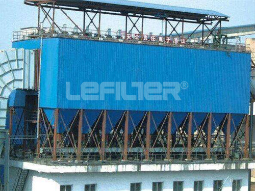 large project long filter bag dust collector
