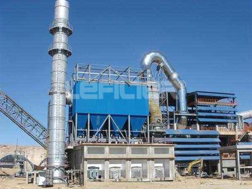 Low Pressure Long Bag Pulse Dust Collector
