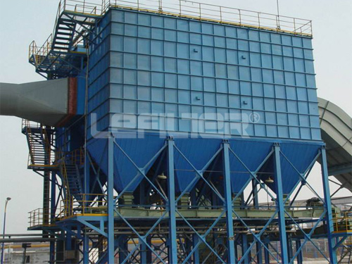 Low Pressure Long Bag Reverse Industrial Dust Collector