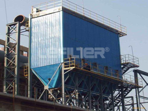 long life industrial bag type air dust collector