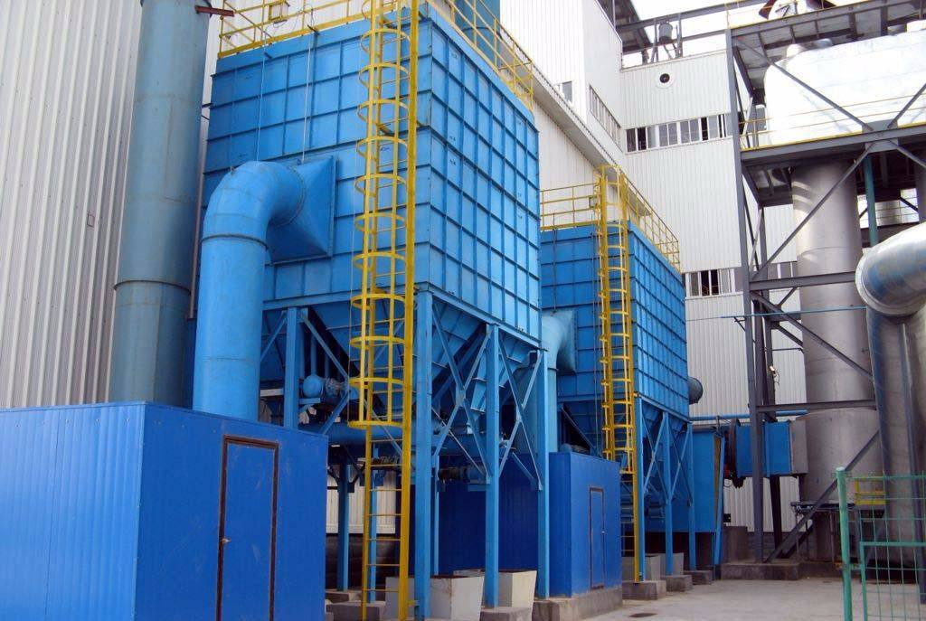 High quality long bag filter low pressure pulse type dust collector