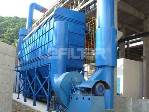 high pressure dust extractor