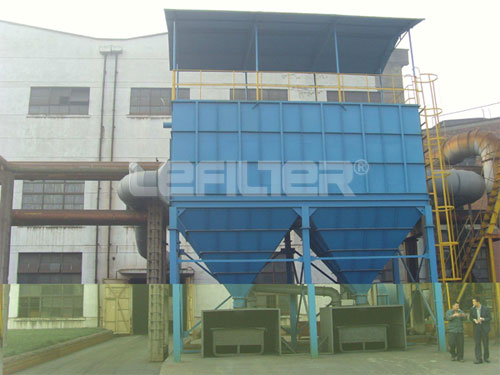 Factory Direct Sales Air Box Pulse Bag Filter Dust Collector