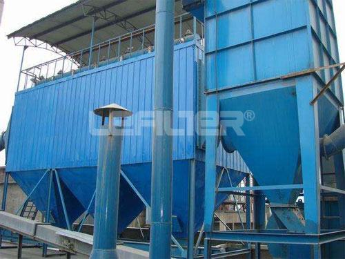 Air Box Pulse Dust Filter Collector