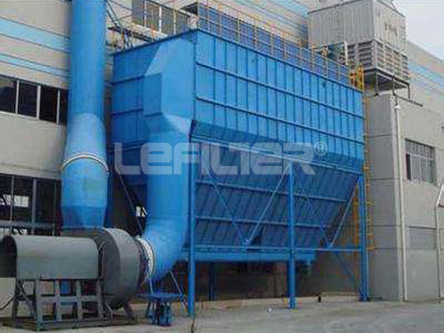 air box pulse bag filter and dust collectorreverse pulse dust collector