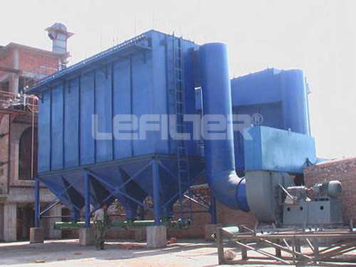 air box pulse type dust collector