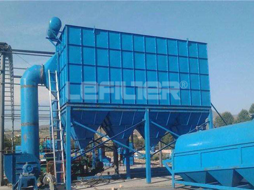 Dust Catching Machine Air Box Pulse Bag Dust Collector