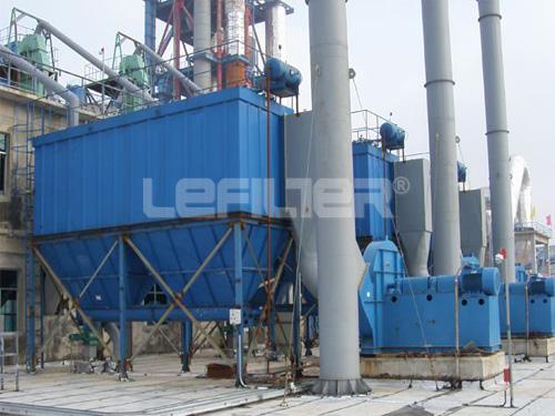 industrial dust collector for Boiler Or Cement Plant