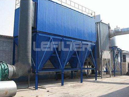 bag type dusct filter for cement dust collecting in cement plant,cement plant dust collector