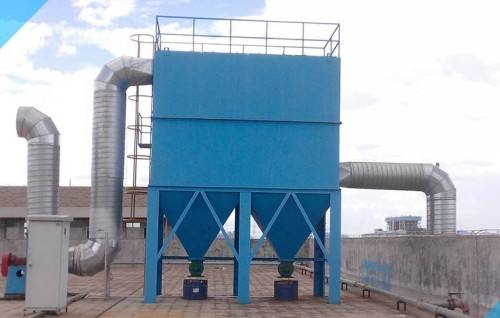 Hot price pulse bag house dust collector for boiler for sale