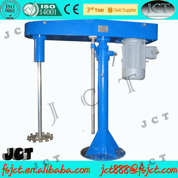Machine for epoxy paint carbon resin