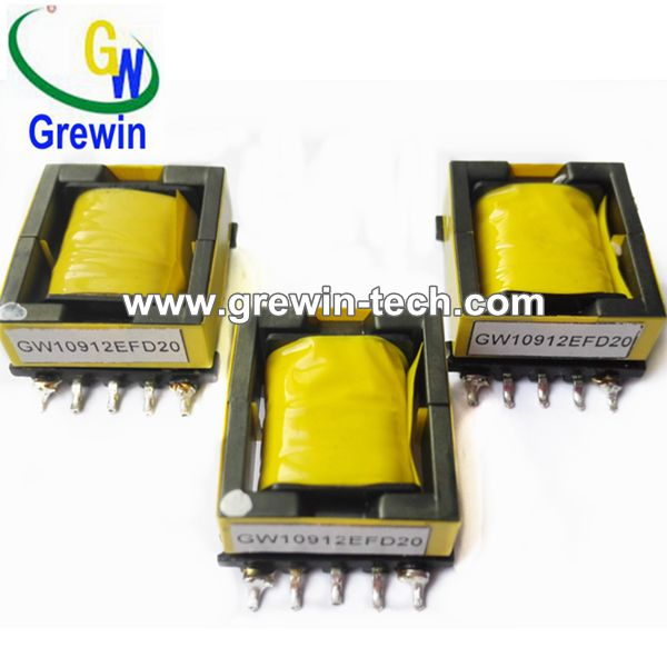 Ferrite Core High Frequency Current Transformer with ISO