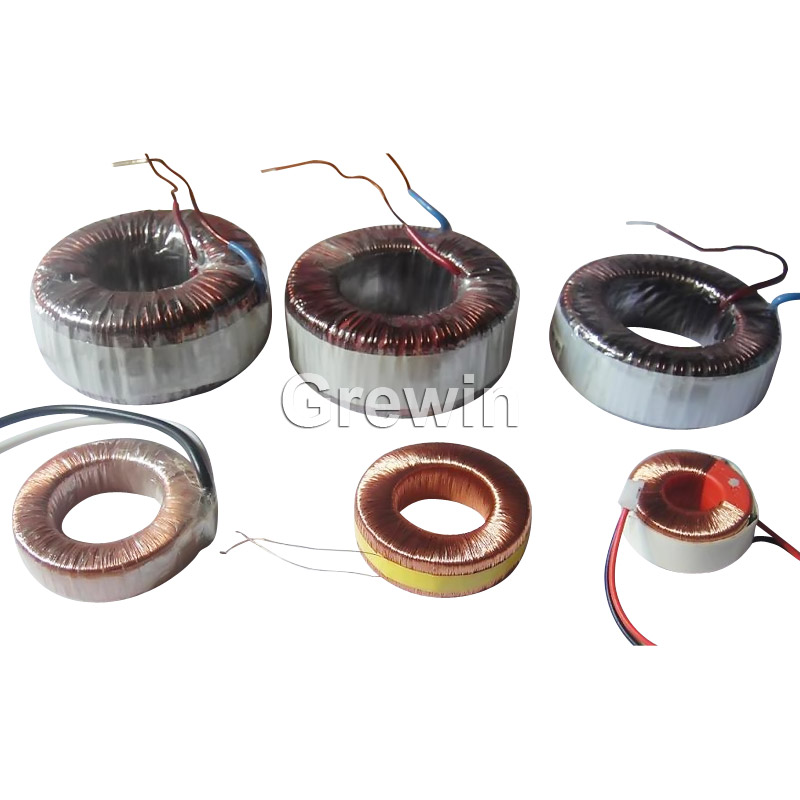Toroidal Power Transformer for Amplifiers And Lighting from China