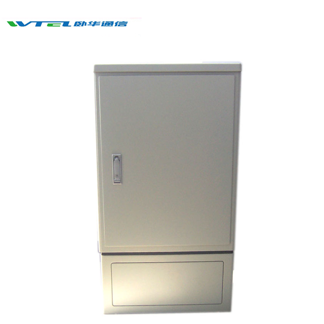 W-TEL outdoor/indoor SMC optic fiber distribution cross connection ODF DDF cabinet