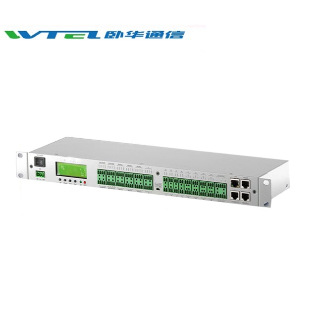 W-TEL telecom Dynamic power environment monitoring System for BTS station outdoor cabinet enclosure