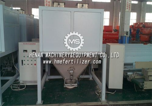 The HENAN MACHINERY&EQUIPMENT COMPANY LIMITED and fertilize
