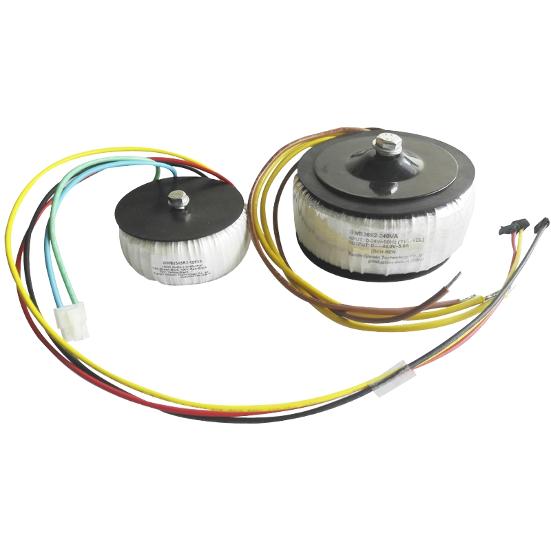 Winding Machine Power Toroidal Transformer for Electronic Machine and Industrial Control