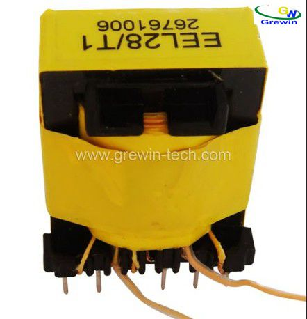 Ee Type High Voltage Frequency Distribution Transformer for Power Supply