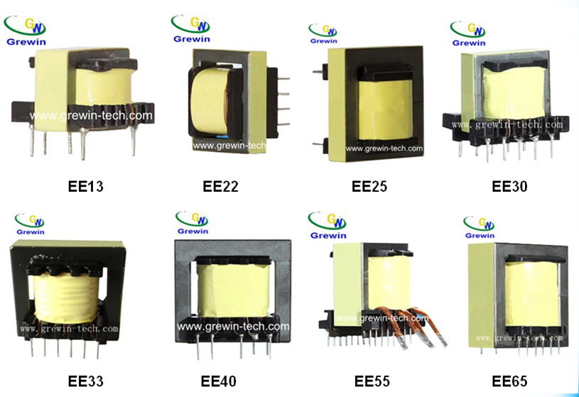 Ee Core Type High Voltage Frequency Distribution Transformer for Power Supply and Amplifiers
