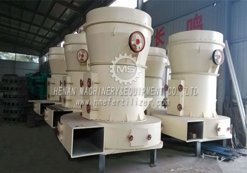 HNMS focus on disc pelletizer, is a well-known brands of HE