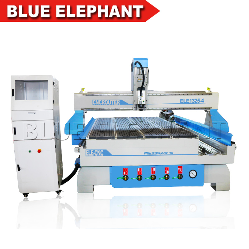4axis engraving sign cnc router machine with rotary