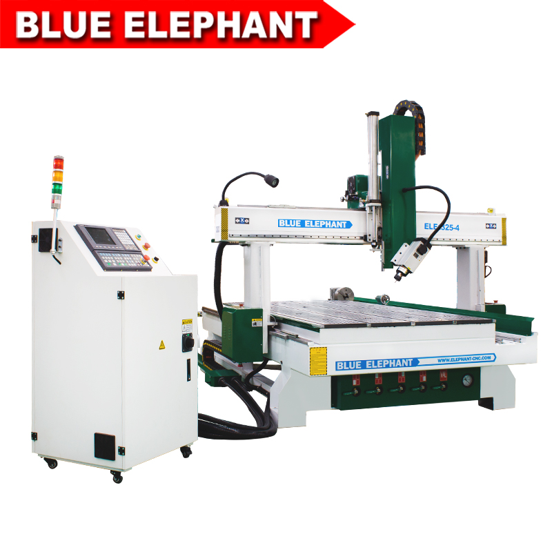 3d rotary cnc router 4axis engraver for carving big statue figure