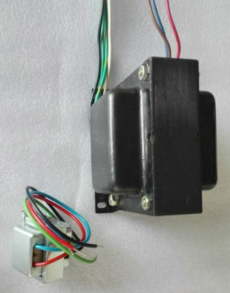 Ei 57 Customized Power Low Frequency Transformer for Lighting