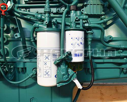 Volvo 625Kva  Diesel Generator Set  price advantage small volume and easy installation made in China