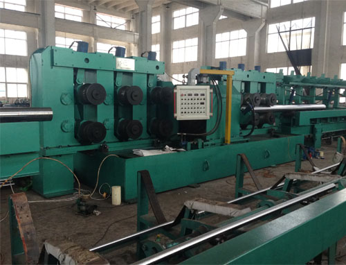 Centerless turn-peeling machine max bar diameter 250 mm