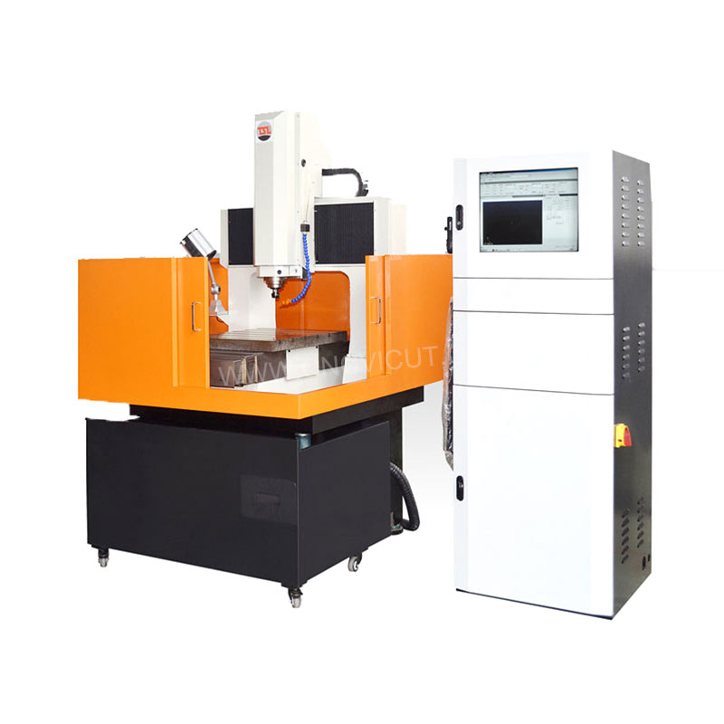 Metal Mold CNC Milling Machine