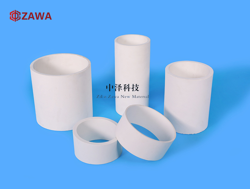 Wear-Resistant Alumina Ceramic Tube