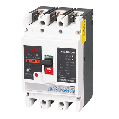 TXCM1E molded case circuit breaker