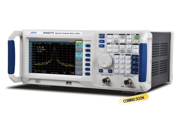 Spectrum Analyzer SA9130 Series