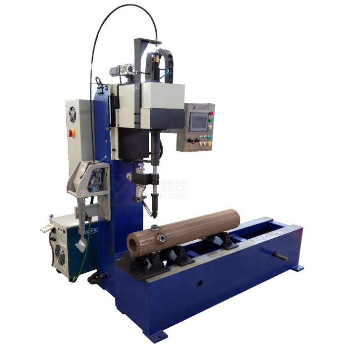 pipe and nipples automatic welding machine