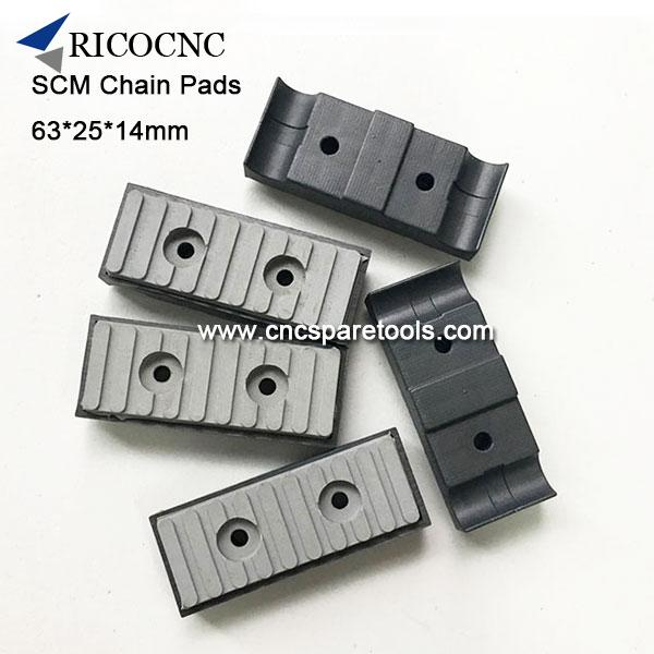 Long Conveyor Chain Pads for SCM Edgebanding Machines