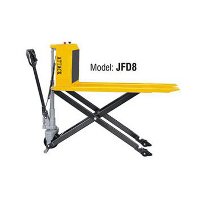 Semi-electric Pallet Truck JFD8
