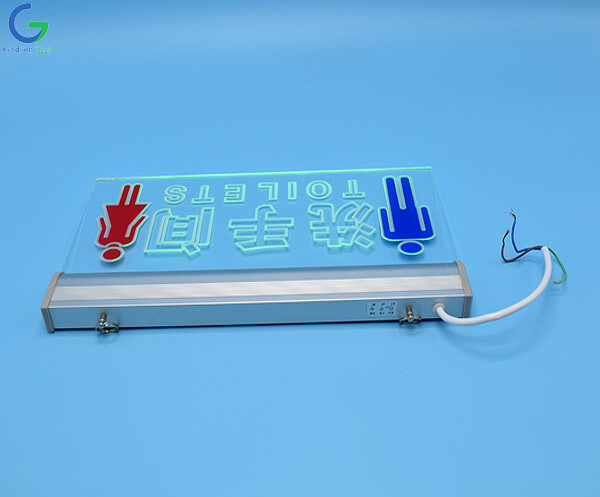 Emergency Lighting Products Emergency Exit Sign GS-ES21