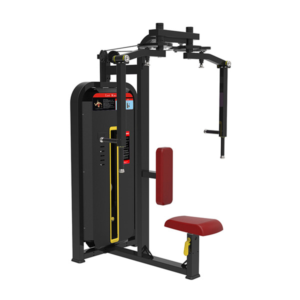 Dezhou factory gym fitness equipment best quality body building rear delt / Pec fly machine