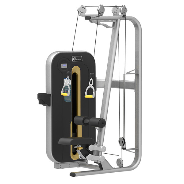 Body building Gym Sports Equipment Lat Machine lat pull down