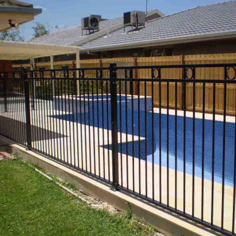 Aluminum pool safty Fence Railing