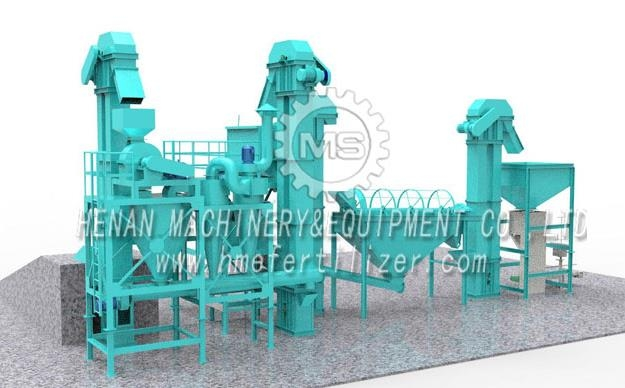 There is premium and professional manure pelletizer