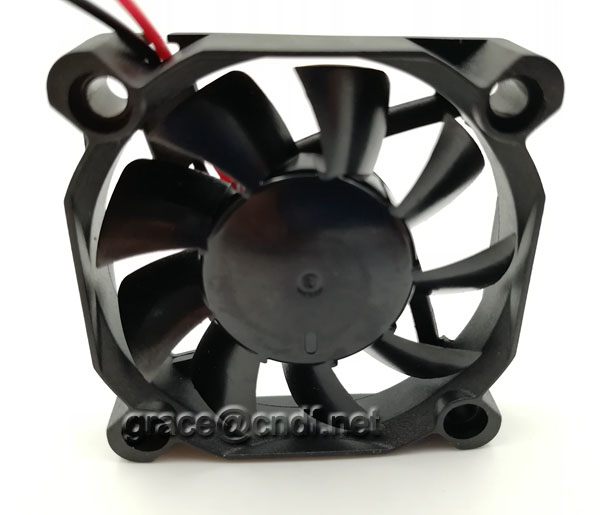 CNDF CE EMC LVD  cooling brushless axial motor 50x50x10mm 5010 small size cooling fan