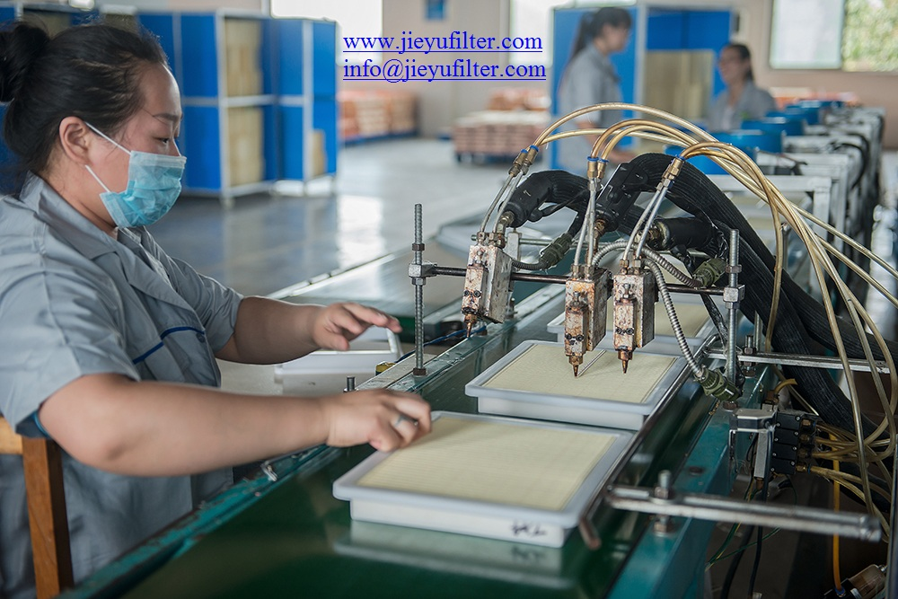 The most popular auto filter manufacturer in China