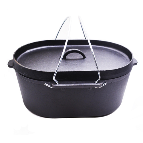 cast iron BBQ Cookware