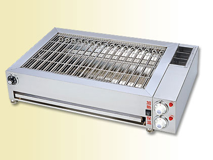 Electricity Sausage Grilling Machine