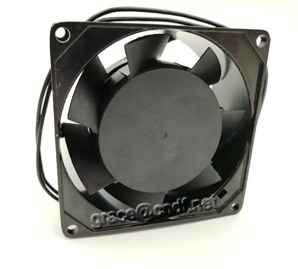 CNDF made in china yueqing manufacturer provide high quanlity exhaust fans 80x80x38mm cooling fan TA8038HSL-1