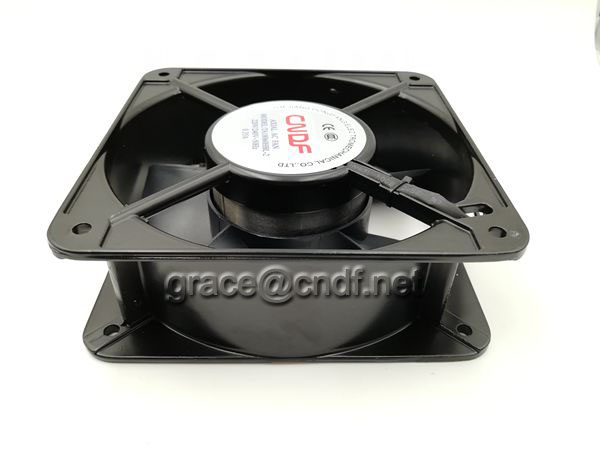 CNDF ventilation exhaust industry exhaust cooling fan 180x180x60mm 220/240VAc cooling fan TA18060HBL-2