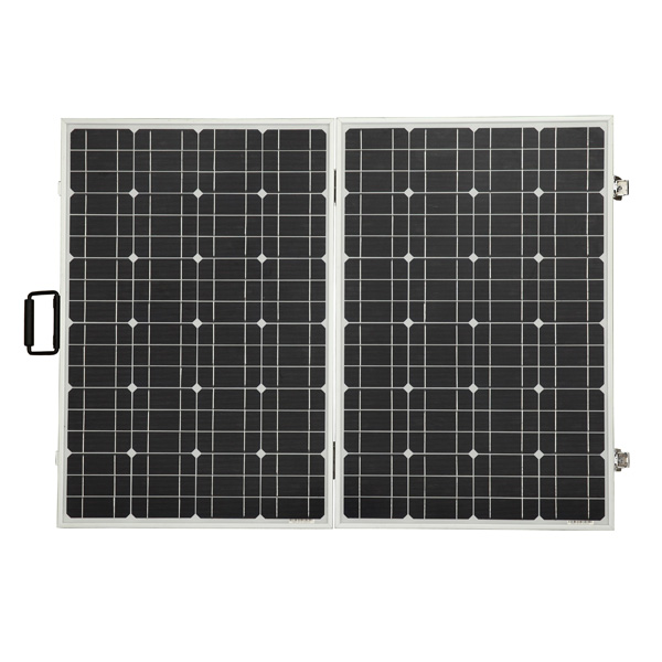 120W 12V Foldable Monocrystalline Solar Panel