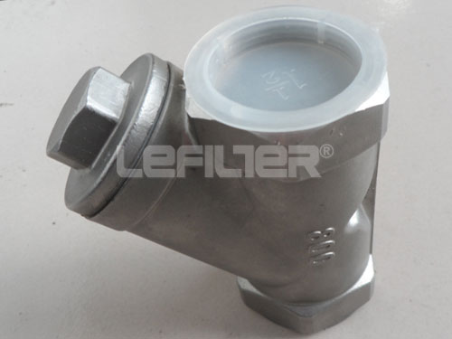 Thread Connection fire protection Y Strainer